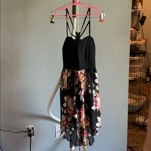 Black Small Charlotte Russe Dress
